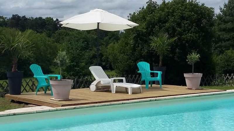 l'hermitage piscine