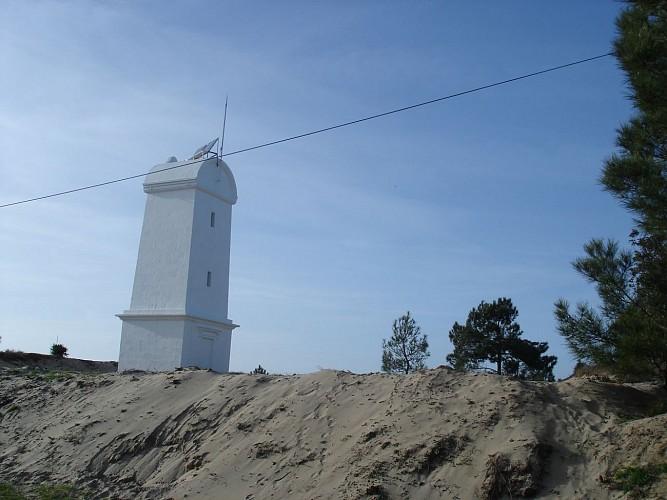 Le phare de Saint-Nicolas