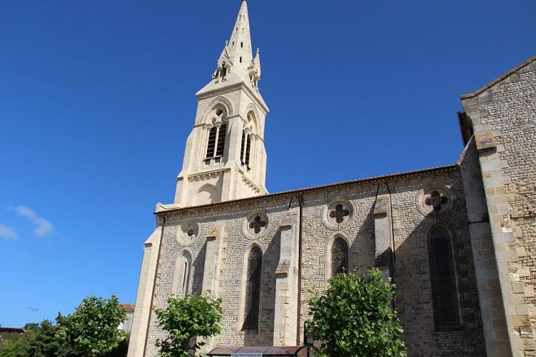 L'église Notre-Dame du Bon Secours et de St Louis