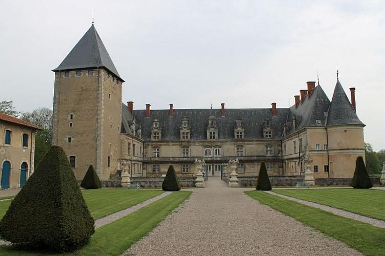 Château de Fléville-devant-Nancy