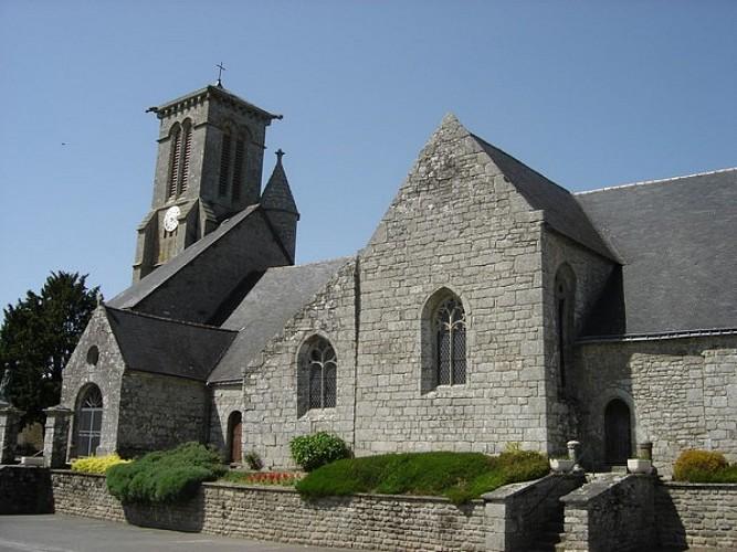 Eglise paroissiale de Saint-Béheau