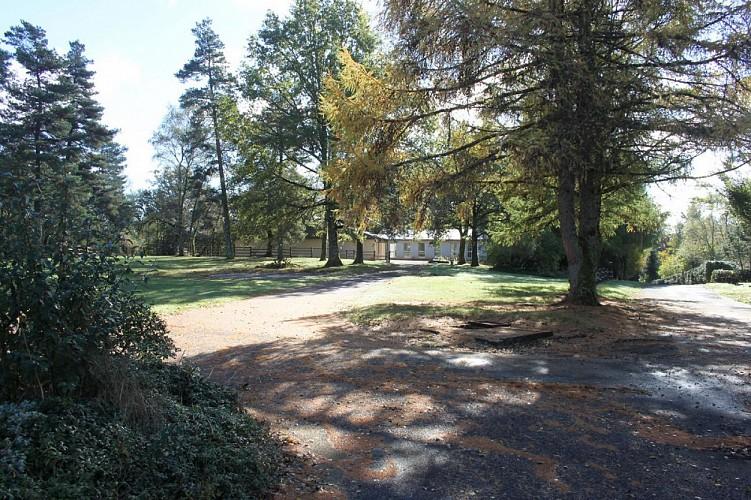 Eco parc des Monédières