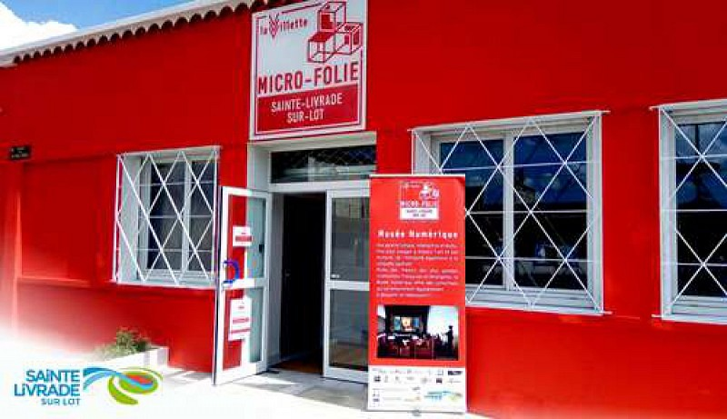Micro Folie Sainte-Livrade-sur-Lot