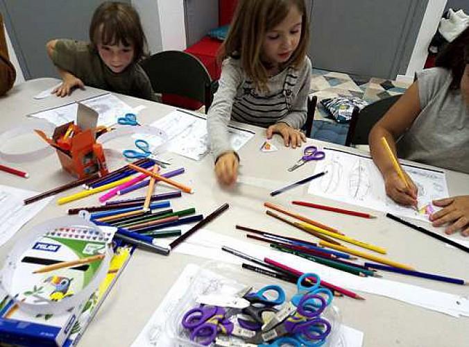 Atelier micro folie Sainte-Livrade-sur-Lot