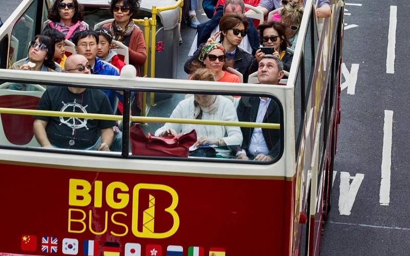 Big Bus 2 Day Hop-On Hop-Off Tour