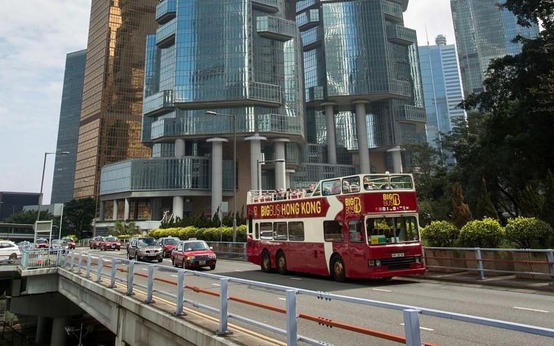 Big Bus 3 Day Hop-On Hop-Off Tour