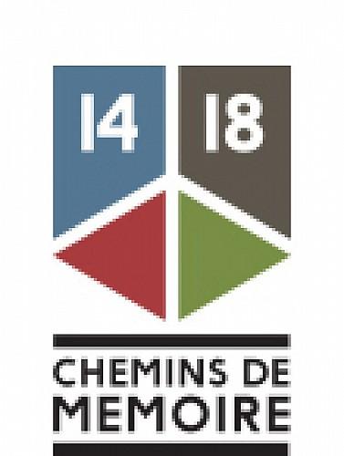 """Panneau d'informations """"Chemins de mémoire"""", guerre 14-18"""