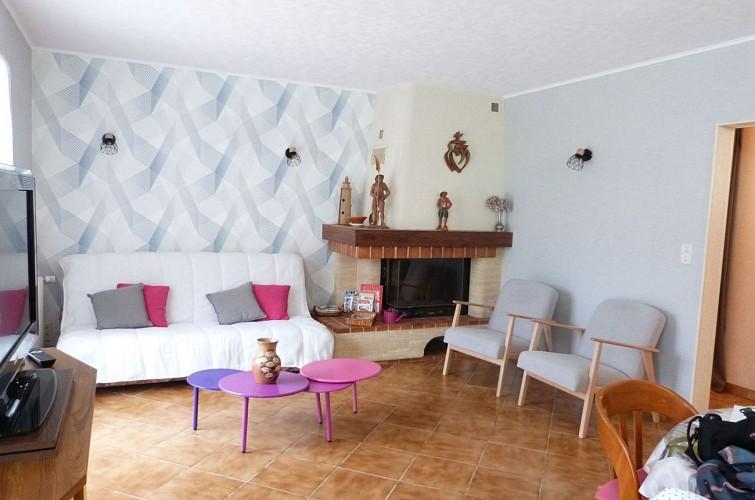 Jolie maison individuelle tout confort quartier des Floralies à La Tranche-Sur-Mer