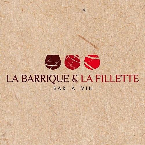 logo La Barrique et la Fillette