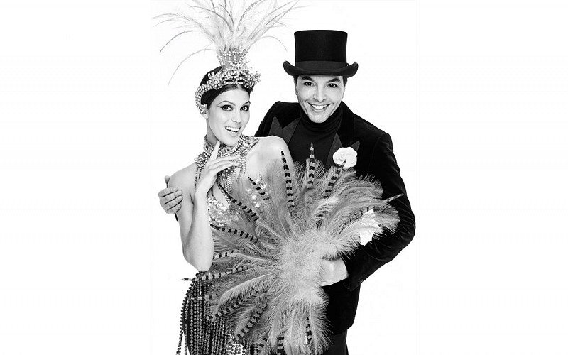 Paradis Latin Show Tickets with Optional Champagne