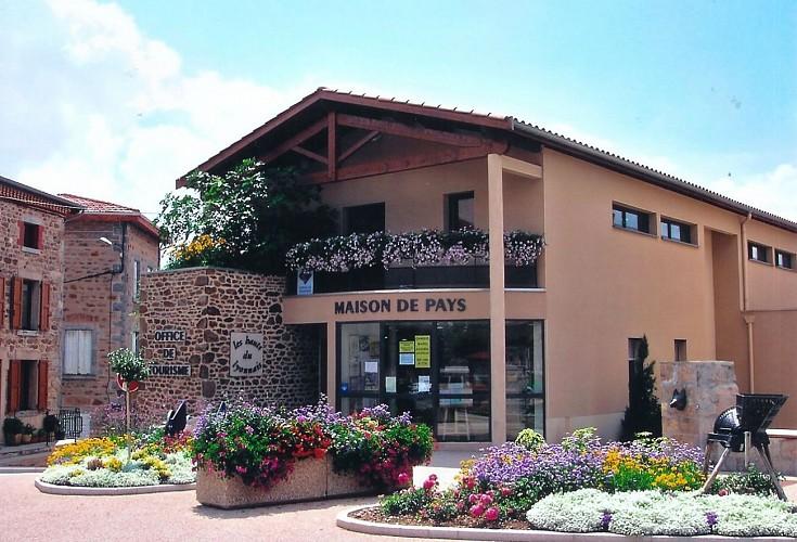 Départ - Office de Tourisme - Prêt gratuit de Vélos à Assistance Electrique