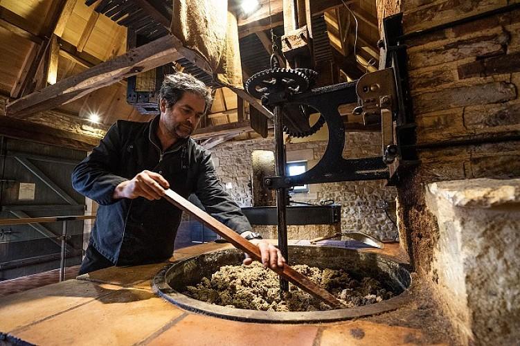 eco musée de la noix