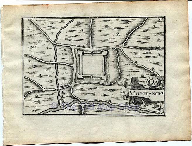 Ancienne place forte de Villefranche