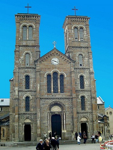 Sanctuaire de Notre Dame de La Salette