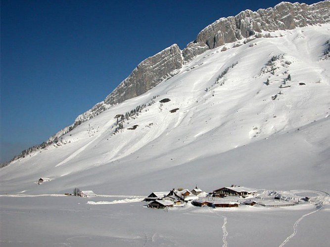 Aravis Pass