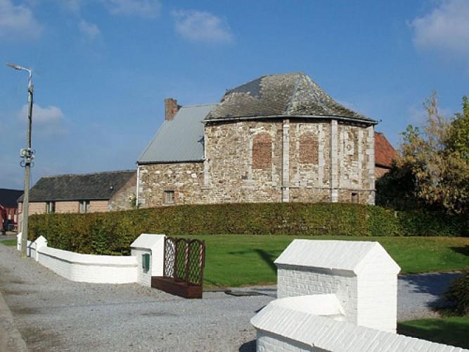 Centre historique de Haneffe