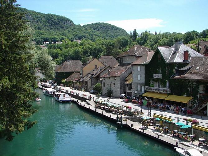 Canal de Savière