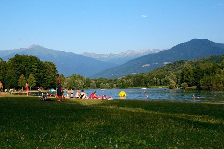 Lac de Carouge