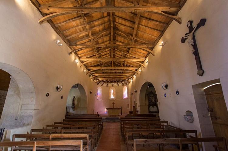 L'église Saint-Vivien et le Musexpo