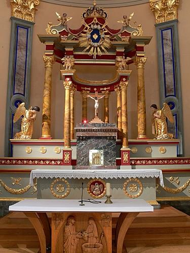 St Jean-Baptiste Church of Taninges