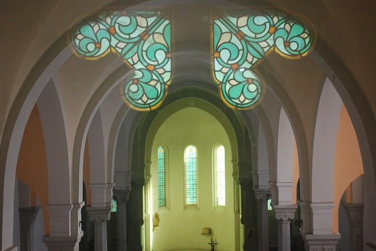 Notre-Dame des Dombes Abbey