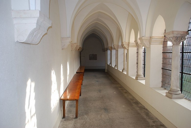 Abbaye Notre-Dame des Dombes