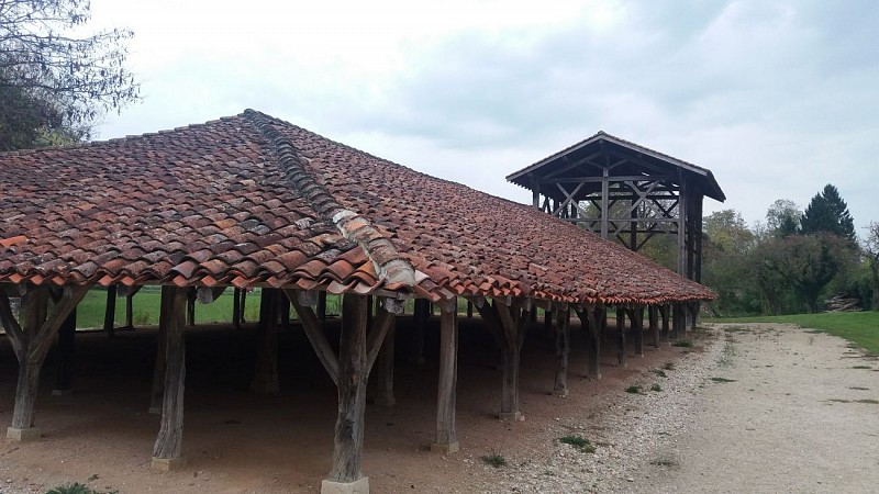 Circuit découverte du patrimoine du village de Saint-Trivier-de-Courtes