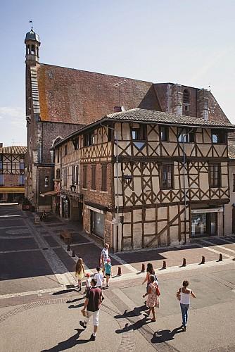 Châtillon-sur-Chalaronne, cité médiévale de caractère