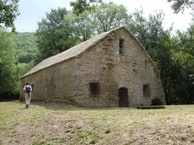 Château et chapelle de Montfort