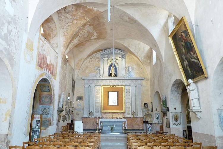 Chapelle des Minimes