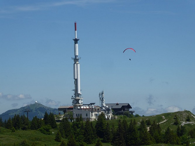 The Mont Rond