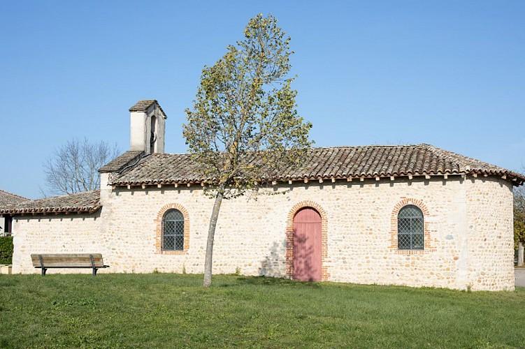 Chapelle Saint-André de Chânes
