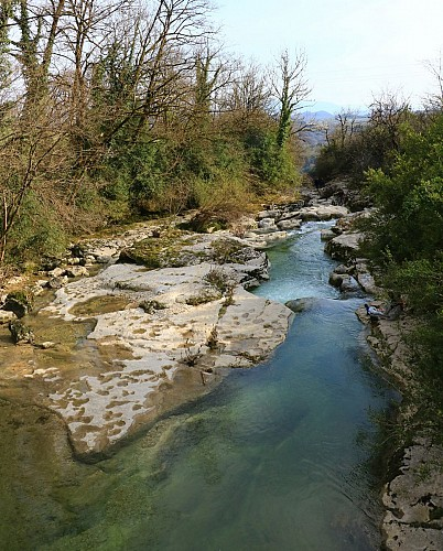 Thurignin Gorges