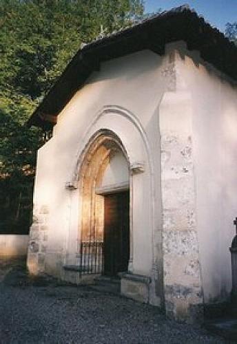 Chapelle de Crues