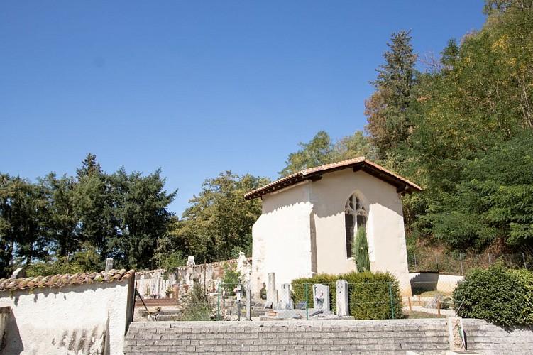Chapelle des Crues