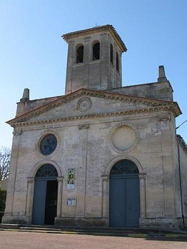 L'église Saint Hilaire