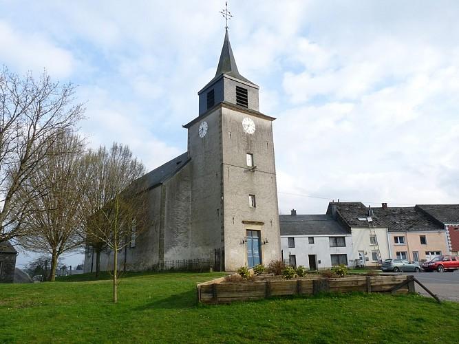 L'église St-Maximin (1819)