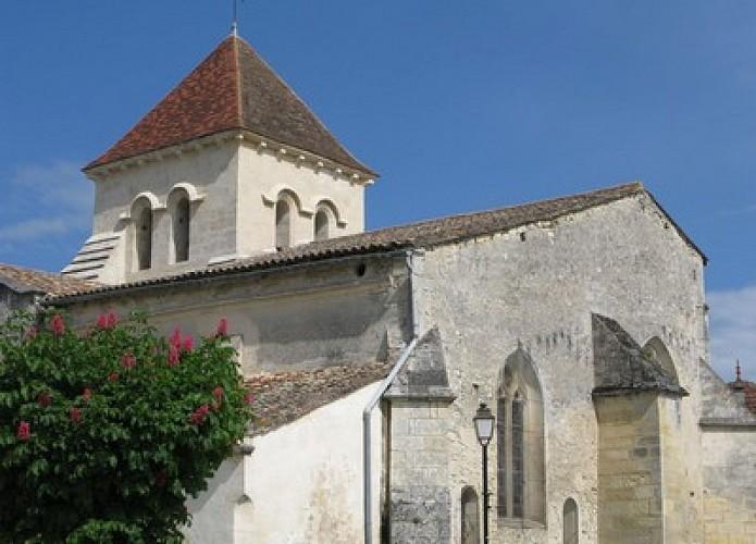 Dans Saint Christoly de Blaye