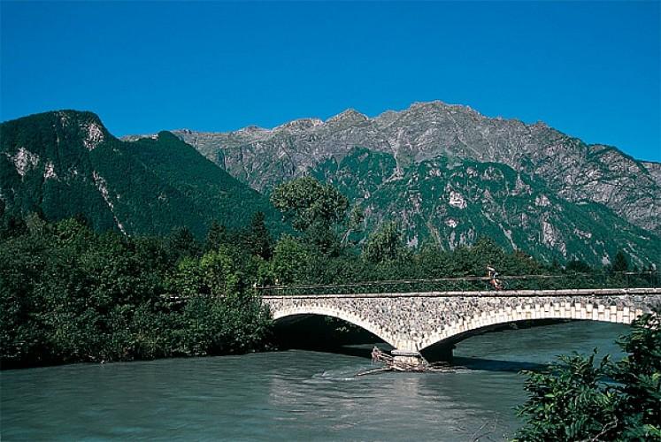 Le Pont de la Romanche