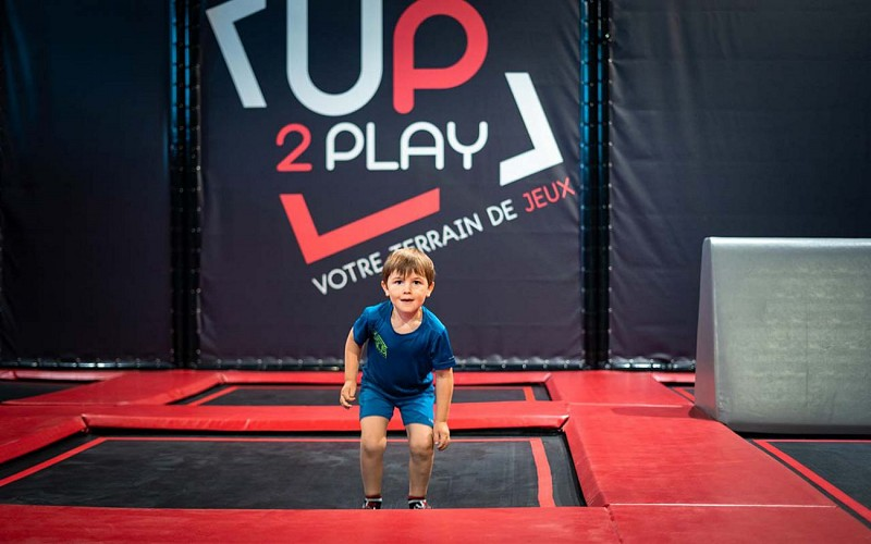 UP2PLAY - COMPLEXE DE LOISIRS