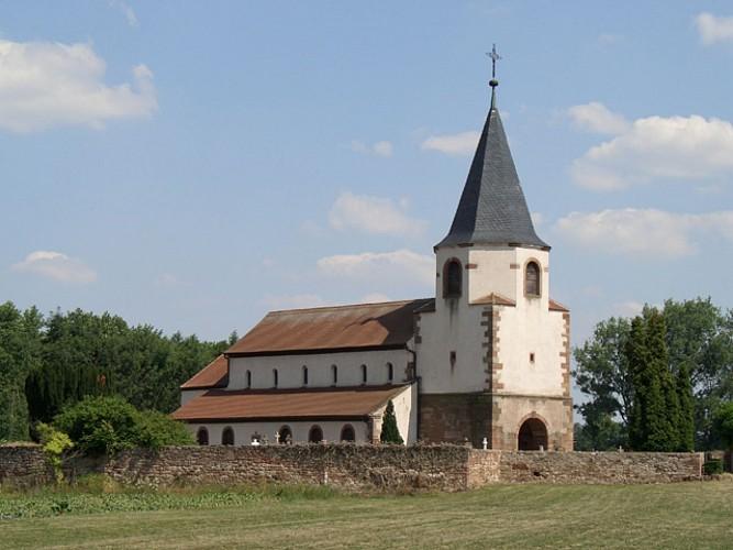 L'Eglise du Dompeter