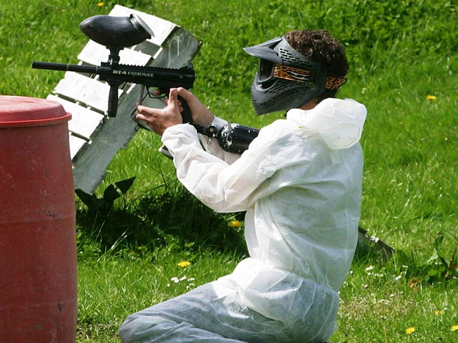 Normandie Paintball