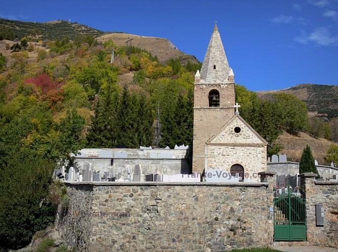 Eglise de Saint-Ferréol