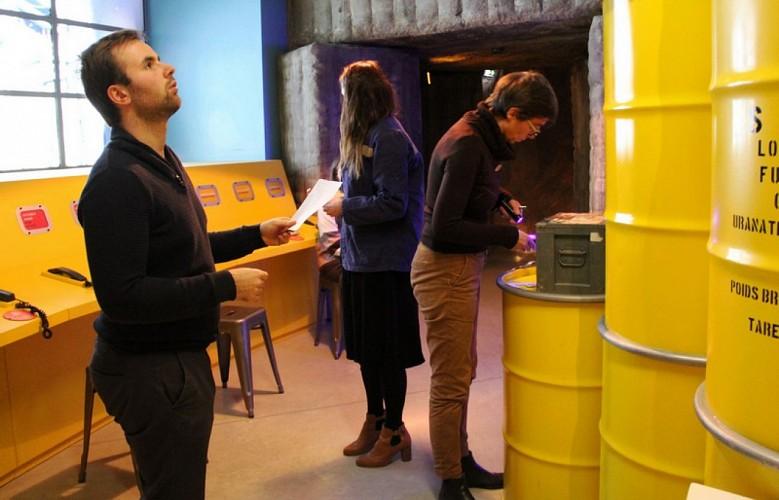 Escape Game au musée de la mine UREKA