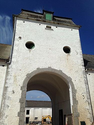 Zaman, 'kasteelheer' in Wasseiges
