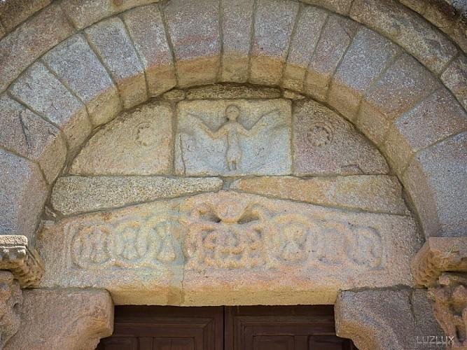 Iglesia de Barbadelo, Mosteiro