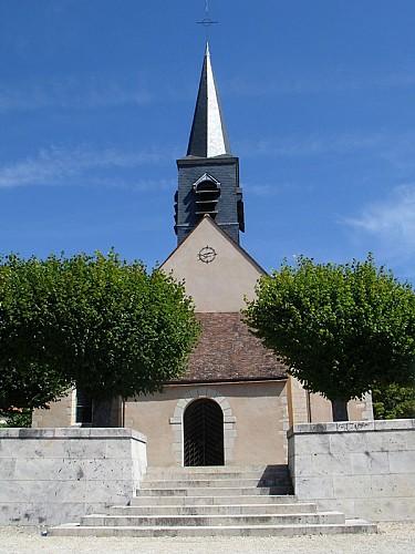 Eglise-Saint-Martin-Amilly