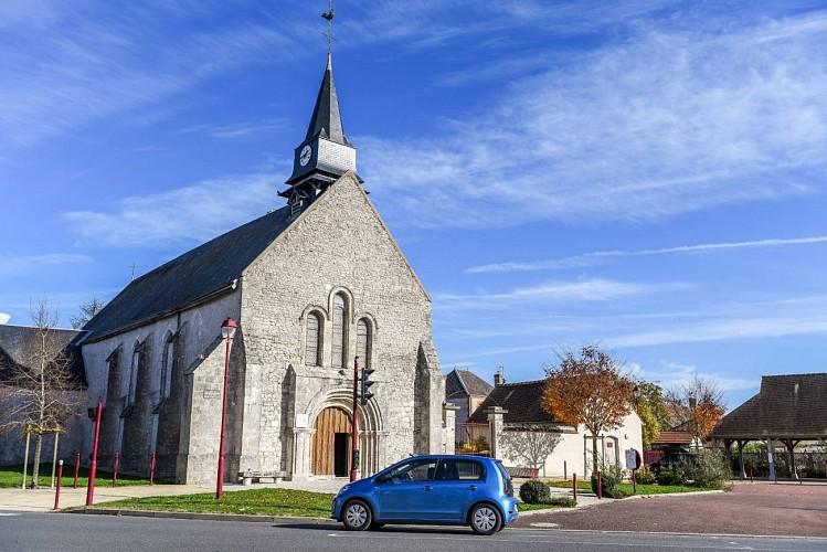 eglise st pierre clocher
