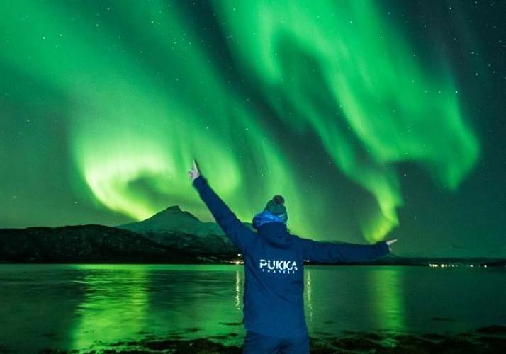 Aurora Borealis Viewing Tour by Minibus - Departure from Tromso