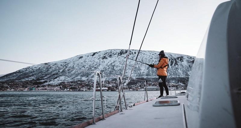 Catamaran Cruise of Norway's Fjords - Departure from Tromso
